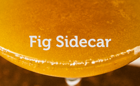 A New Holiday Favorite – the Fig Sidecar | Wicked Cocktails