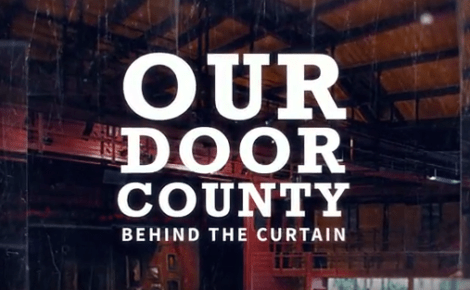 Behind the Curtain of a Door County Summer Theater